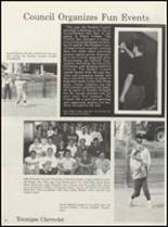 1990 Osceola High School Yearbook Page 14 & 15