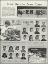 1990 Osceola High School Yearbook Page 20 & 21