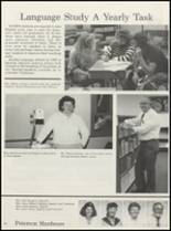 1990 Osceola High School Yearbook Page 24 & 25