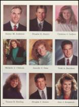 1990 Osceola High School Yearbook Page 28 & 29