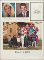 1990 Osceola High School Yearbook Page 32 & 33