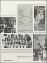 1990 Osceola High School Yearbook Page 42 & 43
