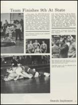1990 Osceola High School Yearbook Page 44 & 45