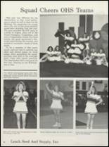 1990 Osceola High School Yearbook Page 50 & 51