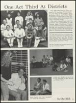 1990 Osceola High School Yearbook Page 56 & 57