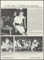 1990 Osceola High School Yearbook Page 58 & 59