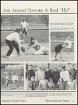1990 Osceola High School Yearbook Page 64 & 65