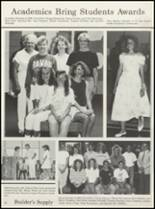 1990 Osceola High School Yearbook Page 66 & 67