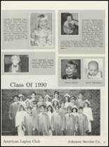 1990 Osceola High School Yearbook Page 70 & 71