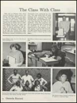 1990 Osceola High School Yearbook Page 72 & 73
