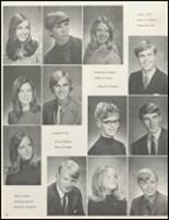 1971 Arlington High School Yearbook Page 100 & 101
