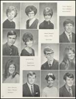 1971 Arlington High School Yearbook Page 104 & 105