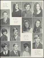 1971 Arlington High School Yearbook Page 108 & 109