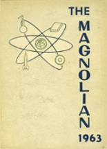 1963 Yearbook Magnolia High School