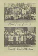 1947 Santa Fe High School Yearbook Page 74 & 75
