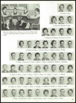 1962 Muskegon Catholic Central High School Yearbook Page 34 & 35