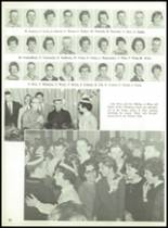 1962 Muskegon Catholic Central High School Yearbook Page 36 & 37