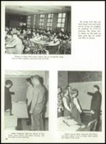 1962 Muskegon Catholic Central High School Yearbook Page 38 & 39