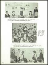1962 Muskegon Catholic Central High School Yearbook Page 40 & 41