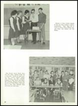 1962 Muskegon Catholic Central High School Yearbook Page 42 & 43