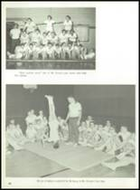 1962 Muskegon Catholic Central High School Yearbook Page 54 & 55