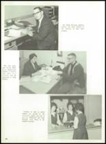 1962 Muskegon Catholic Central High School Yearbook Page 58 & 59