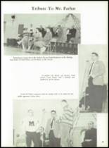 1962 Muskegon Catholic Central High School Yearbook Page 60 & 61
