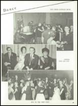 1962 Muskegon Catholic Central High School Yearbook Page 62 & 63