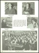 1962 Muskegon Catholic Central High School Yearbook Page 64 & 65