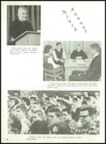 1962 Muskegon Catholic Central High School Yearbook Page 66 & 67
