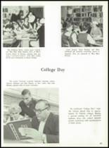 1962 Muskegon Catholic Central High School Yearbook Page 68 & 69