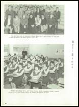 1962 Muskegon Catholic Central High School Yearbook Page 70 & 71