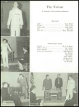 1962 Muskegon Catholic Central High School Yearbook Page 74 & 75