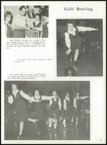 1962 Muskegon Catholic Central High School Yearbook Page 80 & 81