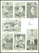 1962 Muskegon Catholic Central High School Yearbook Page 86 & 87