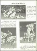 1962 Muskegon Catholic Central High School Yearbook Page 88 & 89