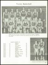 1962 Muskegon Catholic Central High School Yearbook Page 94 & 95