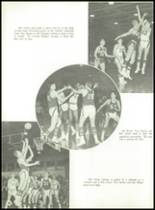 1962 Muskegon Catholic Central High School Yearbook Page 96 & 97