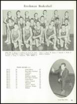 1962 Muskegon Catholic Central High School Yearbook Page 98 & 99
