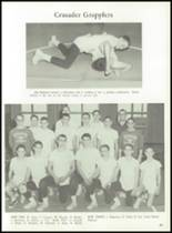 1962 Muskegon Catholic Central High School Yearbook Page 100 & 101