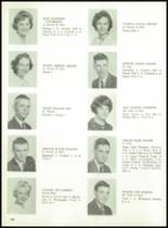 1962 Muskegon Catholic Central High School Yearbook Page 104 & 105