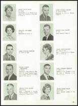 1962 Muskegon Catholic Central High School Yearbook Page 108 & 109