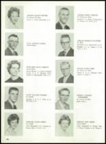 1962 Muskegon Catholic Central High School Yearbook Page 112 & 113