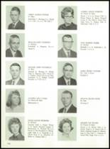 1962 Muskegon Catholic Central High School Yearbook Page 120 & 121
