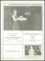 1962 Muskegon Catholic Central High School Yearbook Page 152 & 153