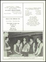 1962 Muskegon Catholic Central High School Yearbook Page 156 & 157