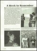 1990 Decatur High School Yearbook Page 16 & 17
