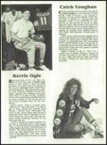 1990 Decatur High School Yearbook Page 24 & 25