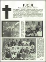 1990 Decatur High School Yearbook Page 86 & 87