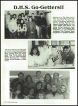 1990 Decatur High School Yearbook Page 96 & 97